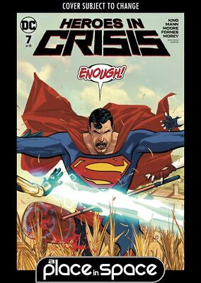 Heroes In Crisis #7A (Wk13)