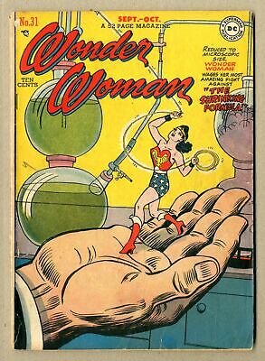 Wonder Woman (1st Series DC) #31 1948 GD/VG 3.0