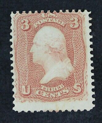 CKStamps: US Stamps Collection Scott#65 3c Washington Unused NG