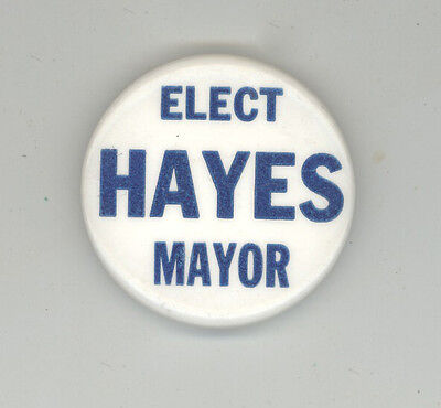 DANIEL HAYES New Bedford Mayor MASSACHUSETTS Political PINBACK Button MASS MA