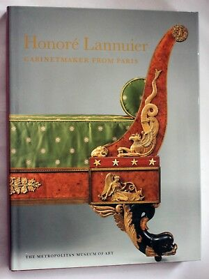 CHARLES HONORE LANNUIER Paris Cabinetmaker REFERENCE Peter Kenny MONOGRAPH NYC