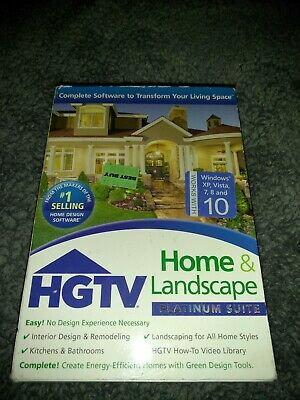 hgtv home & landscape platinum suite