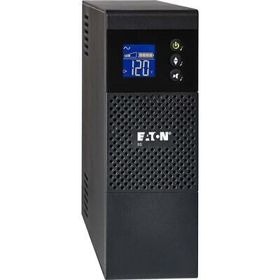 Eaton 5S 1200VA UPS 6 Outlet Surge Protect Uninterruptible Power Supply Back Up