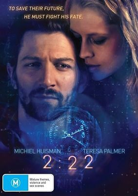 2.22 (Dvd, 2018) Reg 4 Brand New And Sealed - Free Postage