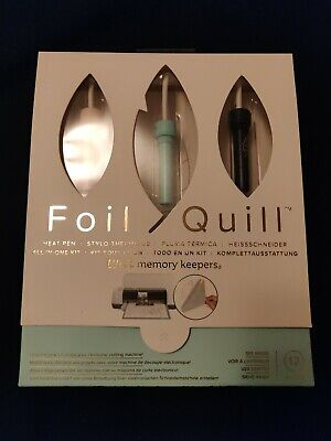 We R Memory Keepers Foil Quill Starter Kit with 3 Pens - BRAND NEW!!!:
