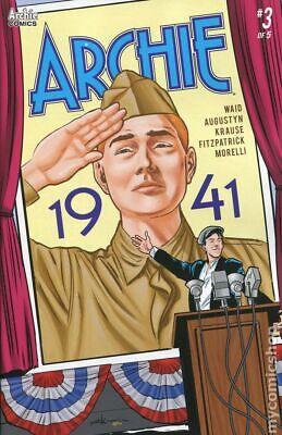 Archie 1941 (Archie) #3A 2019 Krause Variant NM Stock Image