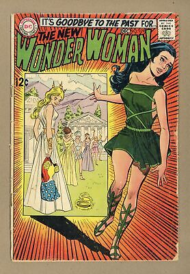 Wonder Woman (1st Series DC) #179 1968 GD 2.0 RESTORED