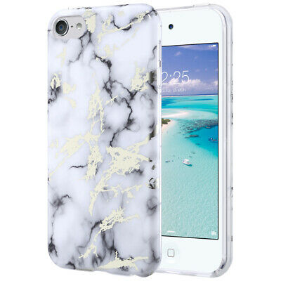 for iPod Touch 5th&6th Gen Hybrid Soft Rubber Hybrid Case Silicone Durable Cover