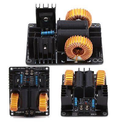 20A 1000W ZVS Low Voltage Induction Heating Board Module Flyback Driver Heater