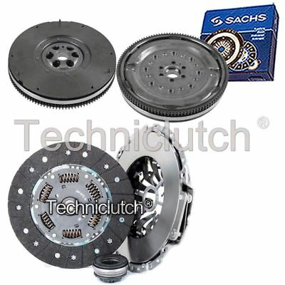 Ecoclutch 3 Part Clutch Kit And Sachs Dmf For Vw Passat Saloon 1.9 Tdi 4Motion