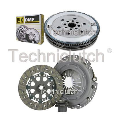 Ecoclutch 3 Part Clutch Kit And Luk Dmf For Bmw 5 Series Saloon 525Ix 24V