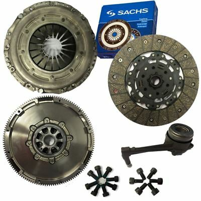 Sachs Clutch, Sachs Dmf, Csc And Bolts For Vw Golf Hatchback 2.0 Gti