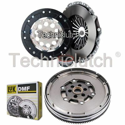 Ecoclutch 3 Part Clutch Kit And Luk Dmf For Audi A4 Estate 2.0 Fsi