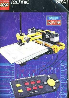 LEGO TECHNIC 8094. ELECTRIC SYSTEM 9V COLLECTIF Occasion Livre