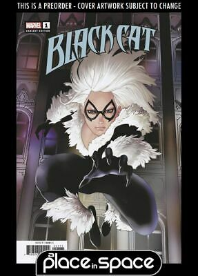 (Wk23) Black Cat #1D - Travel Foreman Variant - Preorder 5Th June 2019
