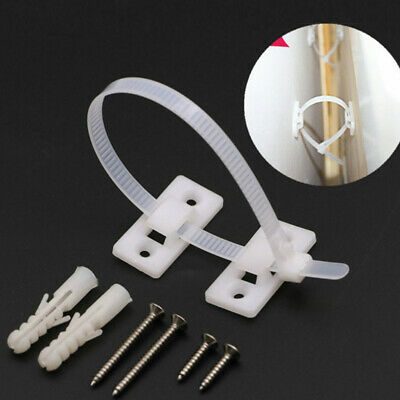 2 Sets Safety Furniture Anti Slip Wall Straps Buckle Cupboards Drawers Wardrobes