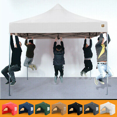 GORILLA GAZEBO ® Pop Up 3x3m EXPANDABLE MODULAR DESIGN Waterproof Heavy Duty