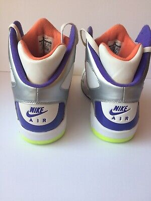 pretty nice 08d6e 2dc5f Nike Air Flight Lite High White Man Can t Jump 9.5 329984-100