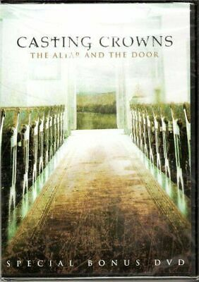 Casting Crowns- The Altar And The Door DVD **DISC ONLY** VERY GOOD - NO CASE