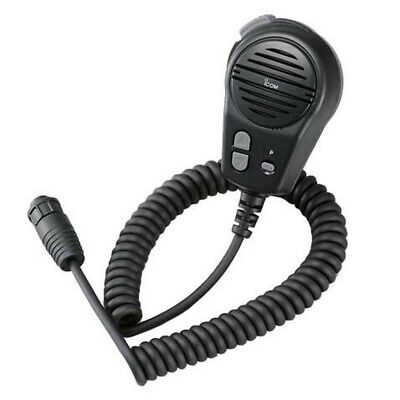 Icom HM-135 Hand Microphone SSB - Replacement Mic Water resistant Boat Marine