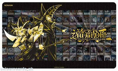 YuGiOh Golden Duelist Collection Game Mat :: Official Konami High-Quality Playma