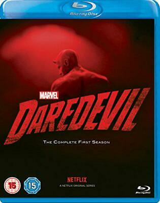 Marvel's Daredevil: The Complete First Season [Blu-ray] [Region Free], New, DVD,