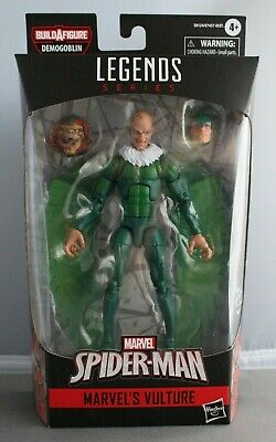 Marvel Legends The Vulture Sealed Demogoblin Wave New Adrian Toomes Spider-Man