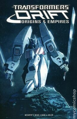 Transformers Drift Origins and Empires TPB (IDW) #1-1ST 2017 NM Stock Image