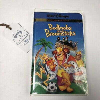 bedknobs and broomsticks vhs
