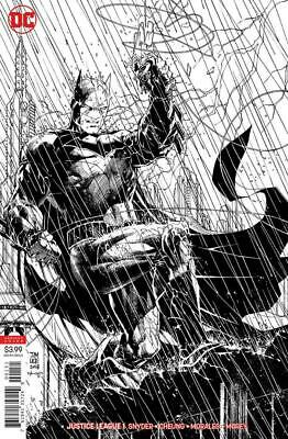 JUSTICE LEAGUE #1 JIM LEE INKS ONLY VARIANT RETAILER INCENTIVE 1st ISSUE 2018