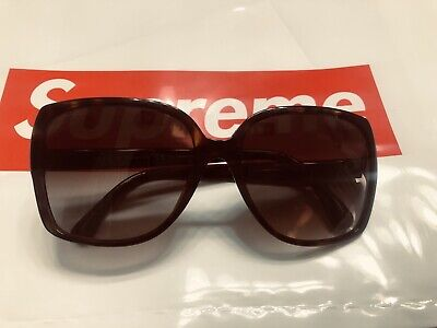 47f8eca4a7e64 100%Authentic Chanel 5267 Tortoise Brown Frame Made In Italy Womens  Sunglasses