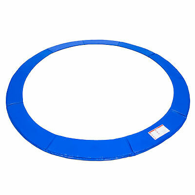 BCP 12ft Trampoline Safety Pad Spring Cover - Blue