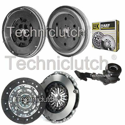 Ecoclutch Clutch Kit And Luk Dmf With Vm Csc For Ford Mondeo Hatchback 1.8 Sci