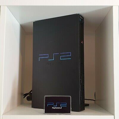 Playstation 2 Ps2 Display Logo Emblem With Support Stand Fridge Magnet