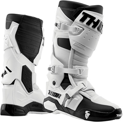 Thor Radial MX Boots - White / Size 10