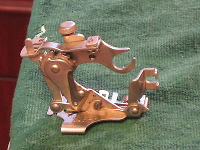 Vintage Singer Sewing Machine Low Shank Ruffler Attachment - Made In USA