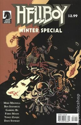 Hellboy Winter Special (Dark Horse) #0C 2018 Ba Variant NM Stock Image