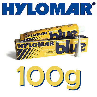 Hylomar BLUE Universal Joint & Gasket Flexible Non-Setting Sealant Compound 100g
