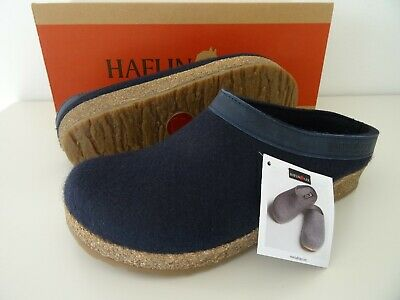 36e1e586cd07 HAFLINGER GRIZZLY TORBEN Wool Felt Clogs - All Colors And Sizes ...