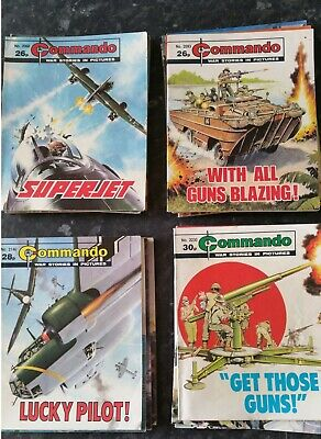 Commando War Stories - 20x Books - Option 12 of 13