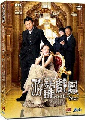 "Andy Lau Tak-Wah ""Look For A Star"" Shu Qi HK Movie 2009 R-3 NEW DVD"