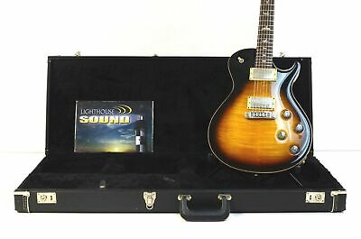 2008 Paul Reed Smith SC-245 Electric Guitar - Vintage Sunburst w/OHSC - Birds