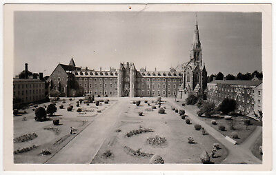 ST PATRICK'S COLLEGE Maynooth Ireland IRISH RP RPPC Real Photo Postcard SEMINARY