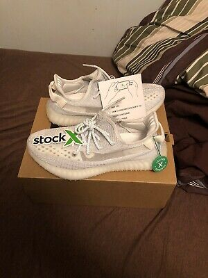 """bec23ab8 Adidas Yeezy Boost 350 V2 """"Static"""" Reflective- (Stock X Authenticated)"""