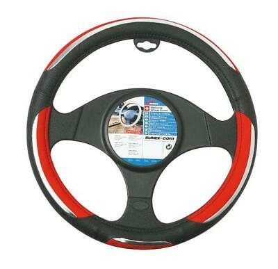 Couvre volant - 37-39cm - Snake - Rouge - ADNAuto