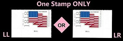 US 5284 Flag Act of 1818 forever plate single MNH 2018