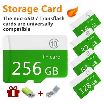 32G 128GB 256GB Klasse 10 Micro SD TF Flash Speicherkarte für Kamera Handy lot