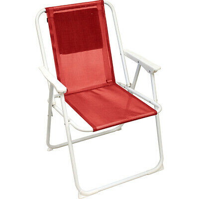 Bellino Portable Beach Chair 3 Colors Outdoor Accessorie NEW
