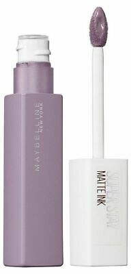 Maybelline Superstay Matte Ink Liquid Lip Color Gloss Philosopher 100
