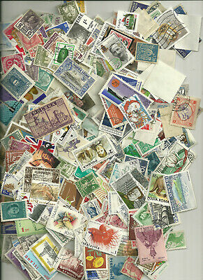 500 Worldwide Stamps,  All Different, No Us 13